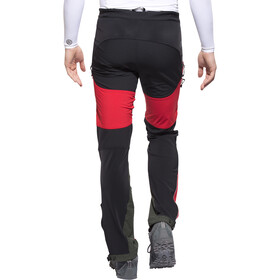 Directalpine Cascade Plus 1.0 Pantalones Hombre, red
